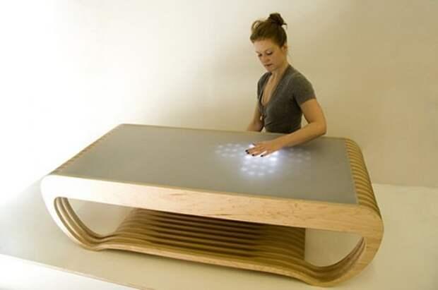 15 Креативных столов-гаджетов и их дизайнов