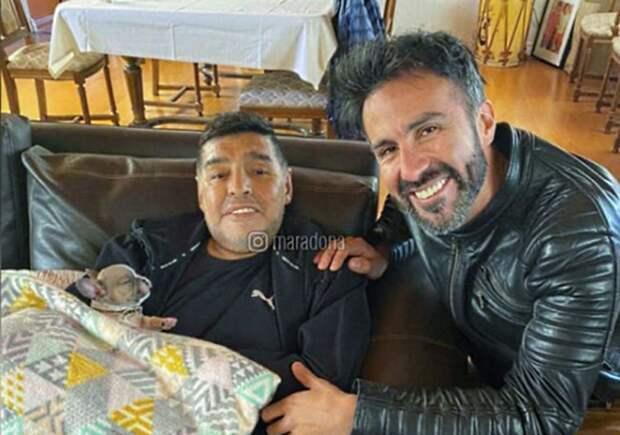 Марадону убил личный врач