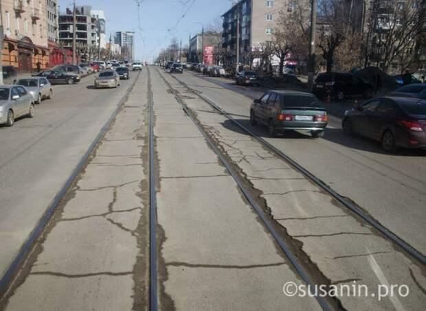 Парковку вдоль улицы Ленина в Ижевске ограничат