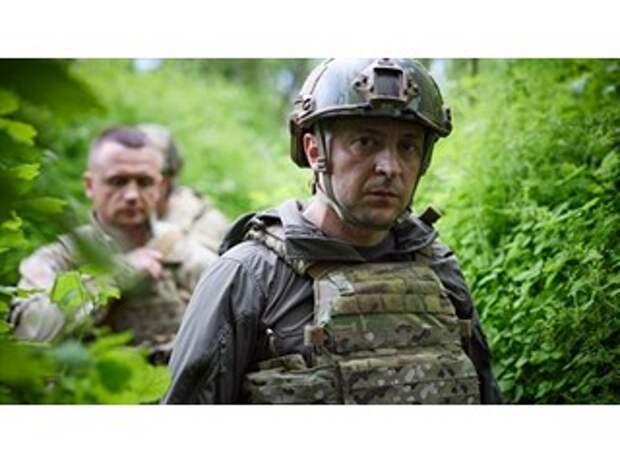 Война Зеленского: теперь Белоруссия?