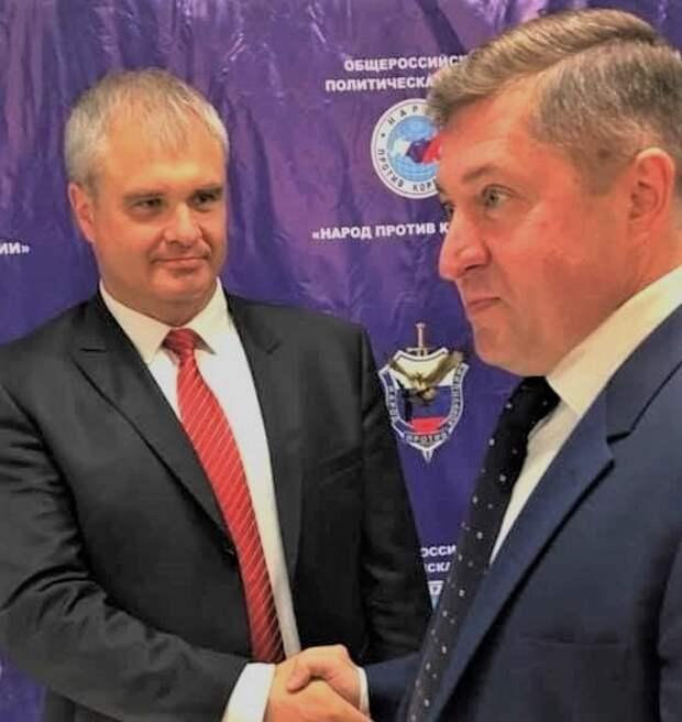 Племянник Путина согласовал экс-мужа Поклонской на выборы главы Севастополя