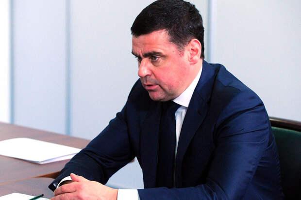 SMM-щик сменил имя губернатору Ярославской области после выступления Путина