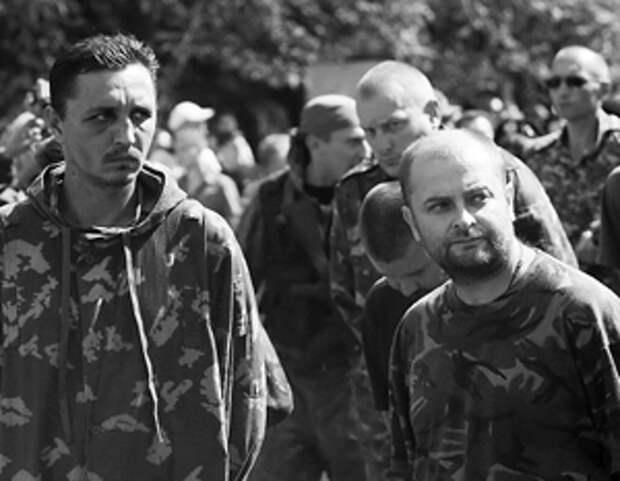 Ополченцы передали Украине 223 пленных силовиков
