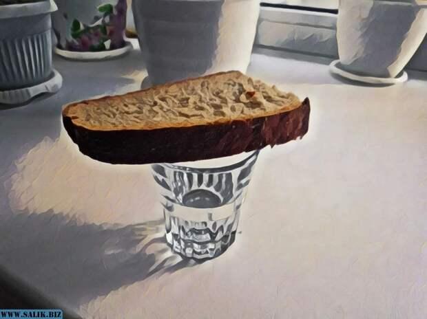 Рюмка с хлебом и вынос ногами вперёд. Почему церковь против ?