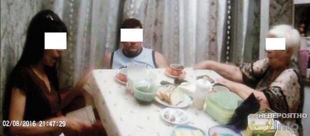 Полтергейст Затан отомстил за попытку его сфотографировать