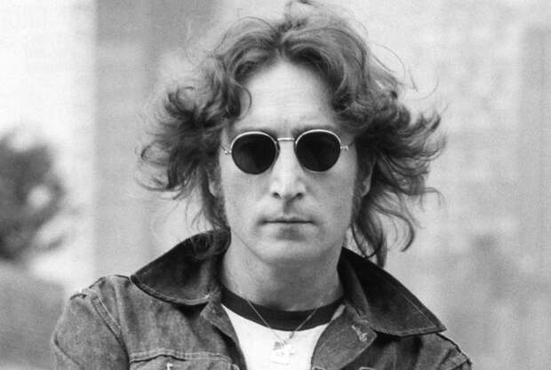 7. Джон Леннон СССР, знаменитости, кумиры