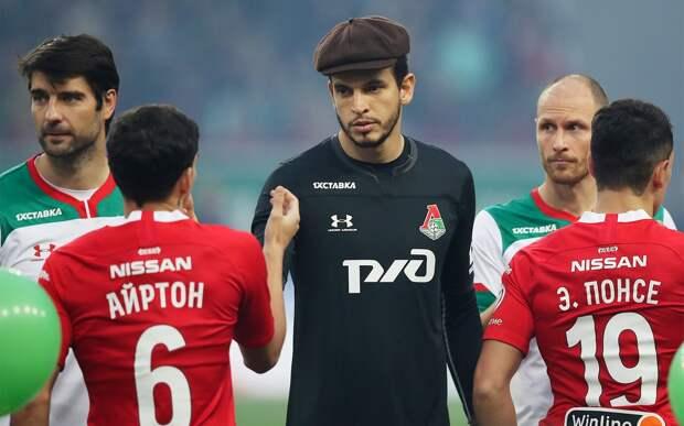 Гильерме: «Спартак» предлагал мне намного больше, чем «Локомотив», ноуйти туда былобы очень некрасиво»