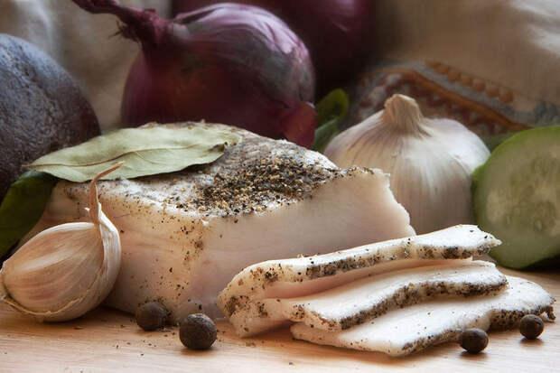 Что такое сало и чем оно полезно еда, сало