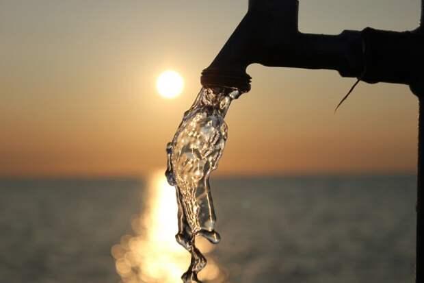 Севастопольцы хотели пить, но воды не было