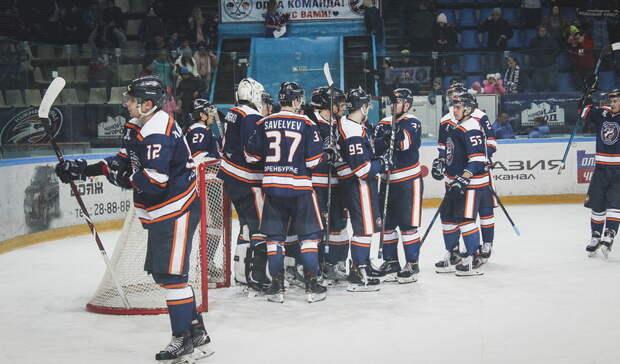 Тагильский хоккейный клуб второй раз одержал победу напервенстве Среднего Урала