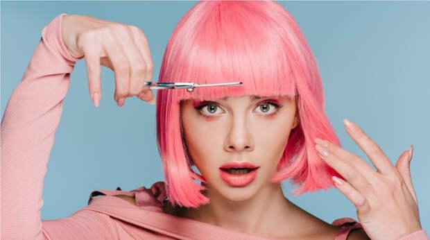 Модные окрашивания волос 2020