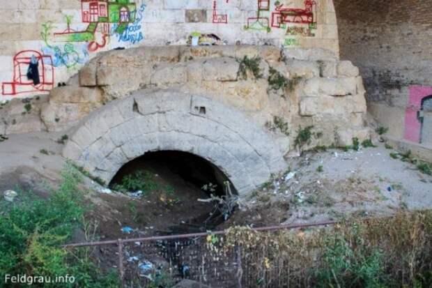 Клоака - величайшая канализация