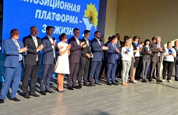 Пророссийские украинцы вышли в лидеры