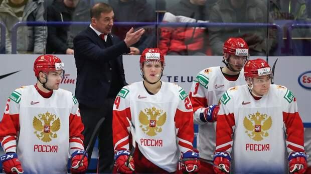 Команда Брагина снова несправится сдавлением, ейпомешает важность матча. Россия— Канада: прогноз