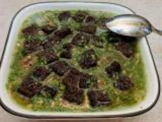 Простой и быстрый рецепт супа спасет вас после застолья!