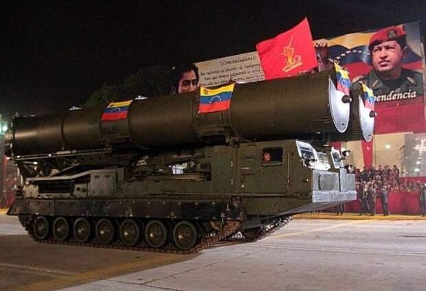 Зенитная ракетная система С-300В: против самолётов, крылатых и баллистических ракет