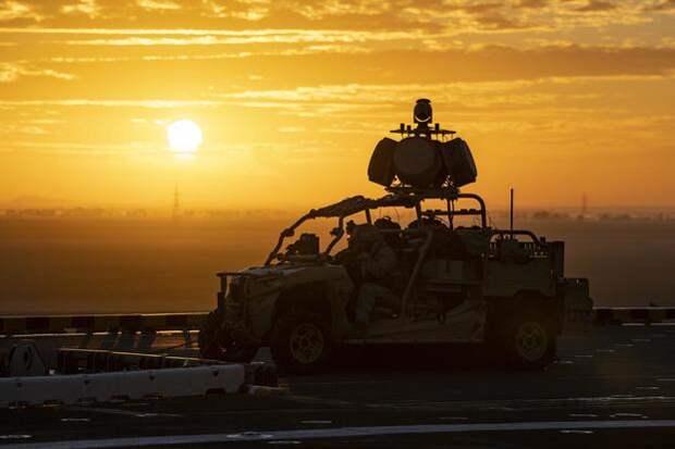 Чей беспилотник сбил американский USS Boxer: неужели свой? (фото)
