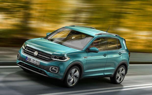 Новый кроссовер Volkswagen: когда он появится в России?