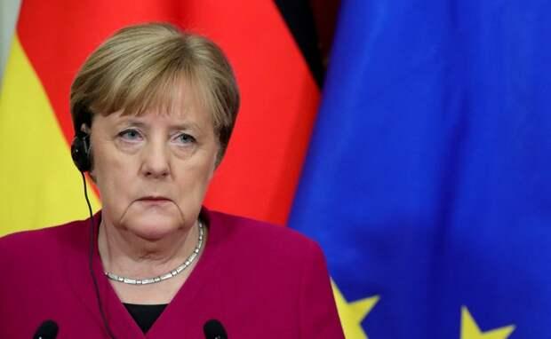 Меркель теряет контроль над ситуацией