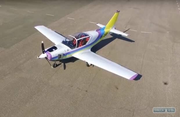 Одесский авиационный завод разработал новый легкий самолет (фото, видео)