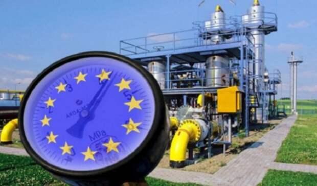 До$335 затысячу кубометров взлетел спотовый газ вЕвропе