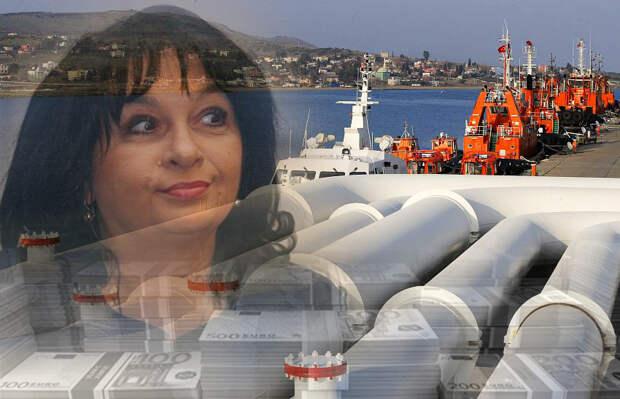 София доигралась: Болгария заплатит «Газпрому» за воздух