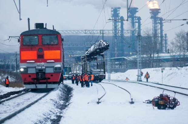 ОАО РЖД закупило 566 новых локомотивов в 2020 году