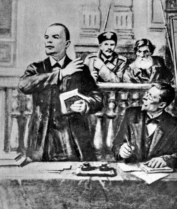 Судебные дела помощника присяжного поверенного В.И. Ульянова в Самарском окружном суде история, ленин, факты