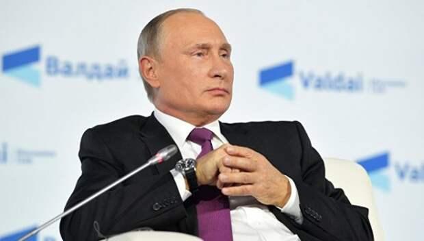 Владимир Путин: Попытки оспорить принадлежность Крыма России обречены