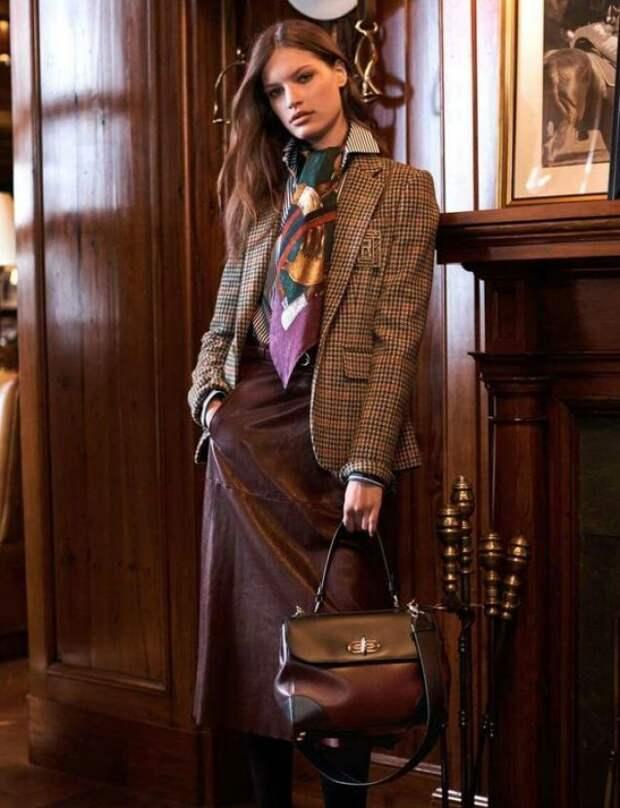 Английский стиль в одежде, традиции и современность