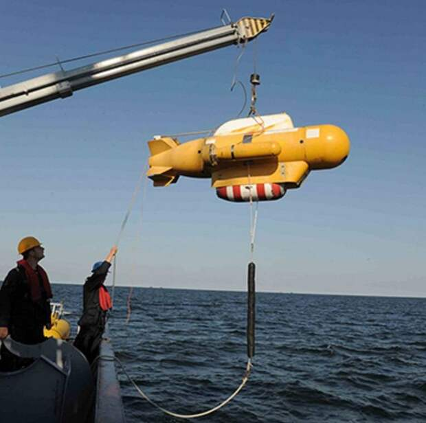 Противоминная «тридцатьчетвёрка»: подводный аппарат РАР-104. Уроки и выводы