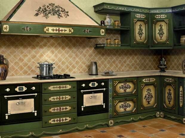 Декупаж мебели своими руками — выбор техники, рекомендации, фото идеи