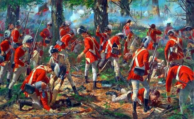 Сражение при Саратоге: как британцы вышли в поход и не вернулись