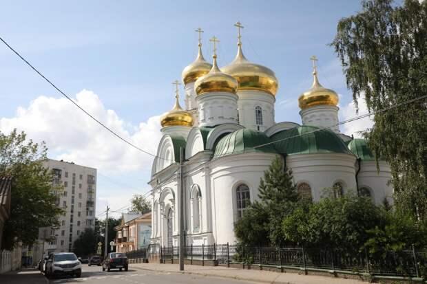 Торжественные богослужения в честь Дня Крещения Руси проходят во всех храмах Нижегородской епархии