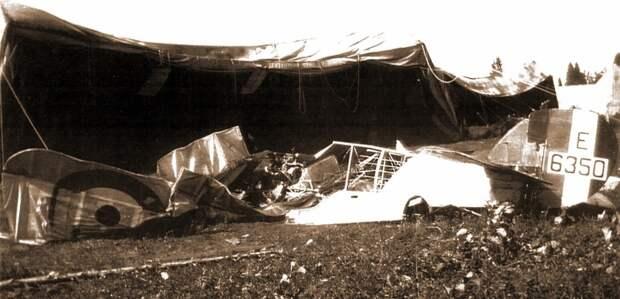 Летчик Казаков гибель