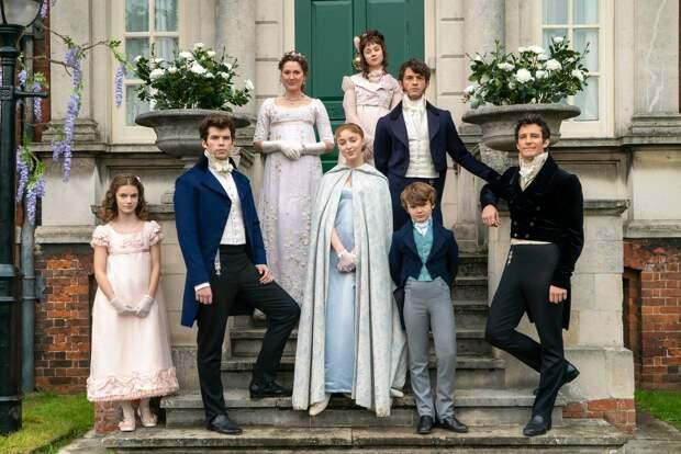 «Бриджертоны»: 50 оттенков аристократии