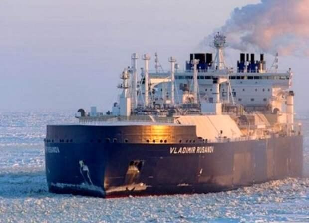 «Газпром» не вмешивается: Азия и Европа бьются за СПГ, повышая цены на газ
