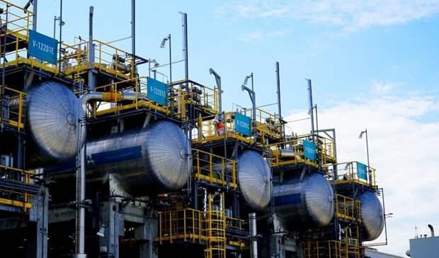 Господдержку более 90млрд рублей получат нефтехимические компании