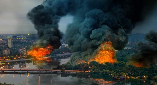 Перемирие по Порошенко: Донецк снова обстрелян