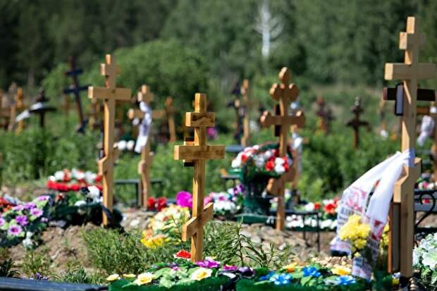 Депздрав Москвы раскрыл данные по смертности в мае. Рост почти 60%