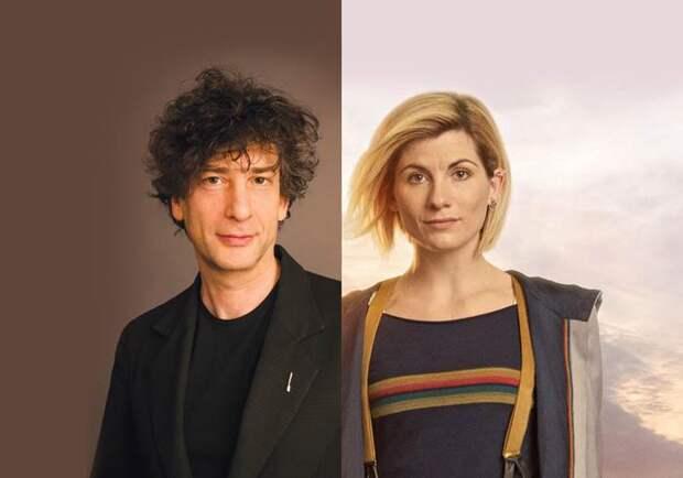 Нил Гейман хочет написать эпизод «Доктора Кто» для Джоди Уиттакер