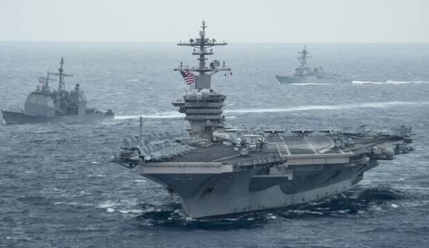 """""""Уничтожим ещё на выходе из Босфора"""": Военный эксперт раскрыл блеф США в Чёрном море"""