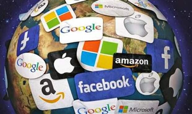 """Закон """"о приземлении"""" не отразится на курсе акций Google, Facebook, Twitter и Alibaba"""