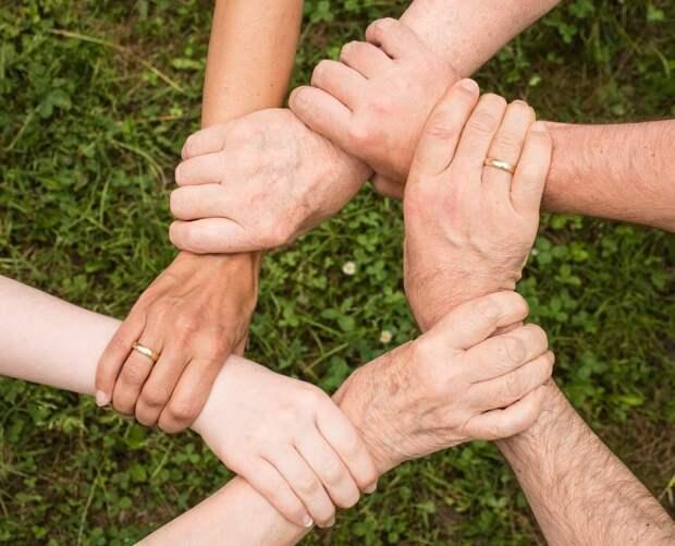 Команда Северного округа победила в «Турслете среди многодетных семей»