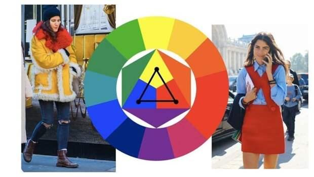 Цветовой круг Иттена. 5 способов сочетать цвета правильно, фото № 3