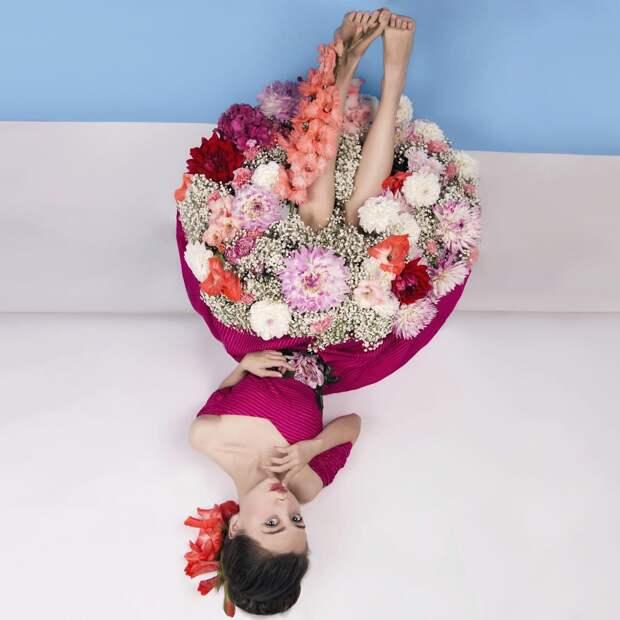 10 сказочных фото фрик-модели Елены Шейдлиной (Ellen Sheidlin), которые взрывают мозг