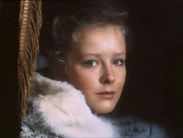 Прибалтийская красавица Рина из телесериала «Государственная граница»