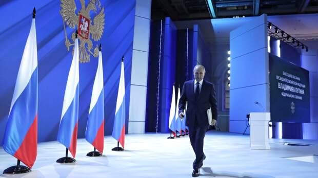 Михаил Щапов: Озвученные в послании Путина решения выведут из кризиса целые отрасли