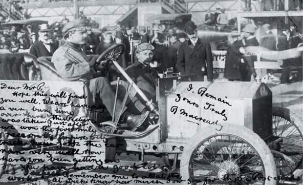 На этом Rolls-Royce Light Twenty Чарльз Роллс выиграл одну из самых престижных европейских гонок начала 20-го века – 'Турист Трофи' 1906 года rollce-royce, авиация, авто, автоистория, история, летчик, факты, чарльз роллс