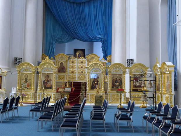 Смольный собор Санкт-Петербурга